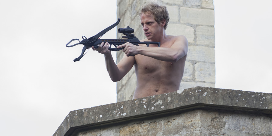 Ill Behaviour. Joel (Chris Geere).