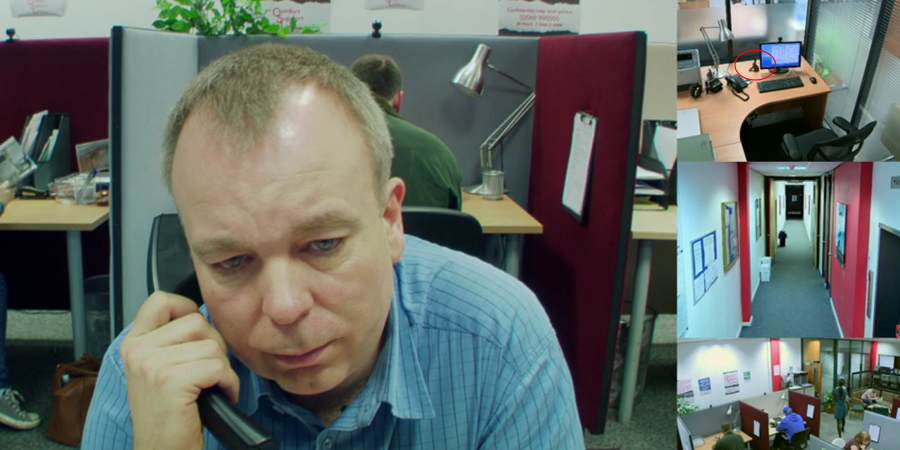 Inside No. 9. Andy (Steve Pemberton). Copyright: BBC.
