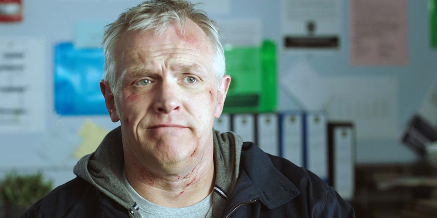 Man Down. Dan (Greg Davies).