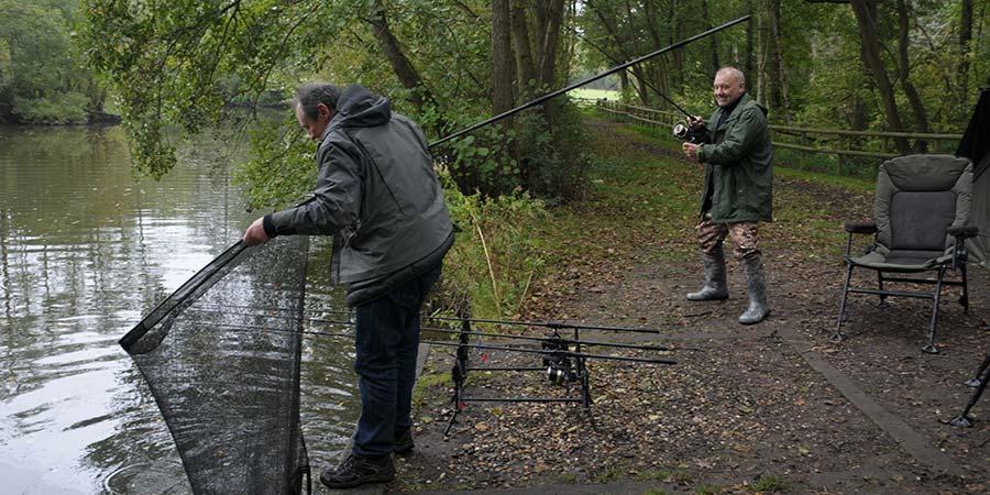 Mortimer & Whitehouse: Gone Fishing Series 2, Episode 2