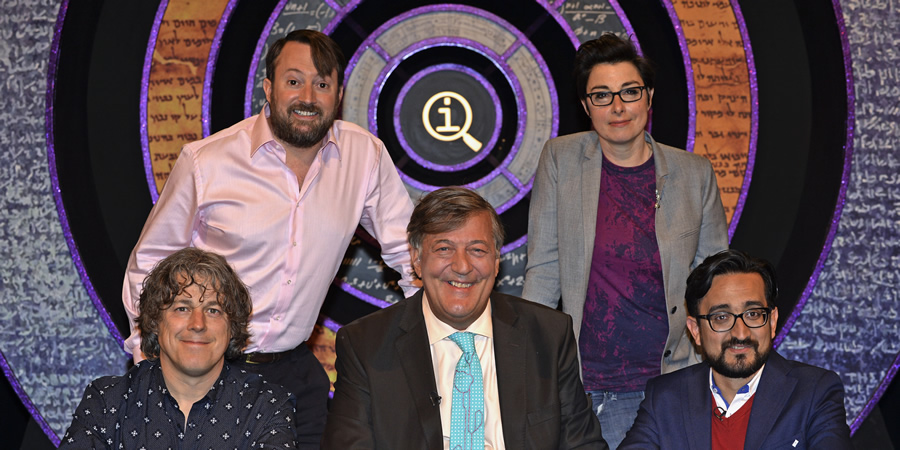 QI Series M, Episode 3 - M-Places - British Comedy Guide