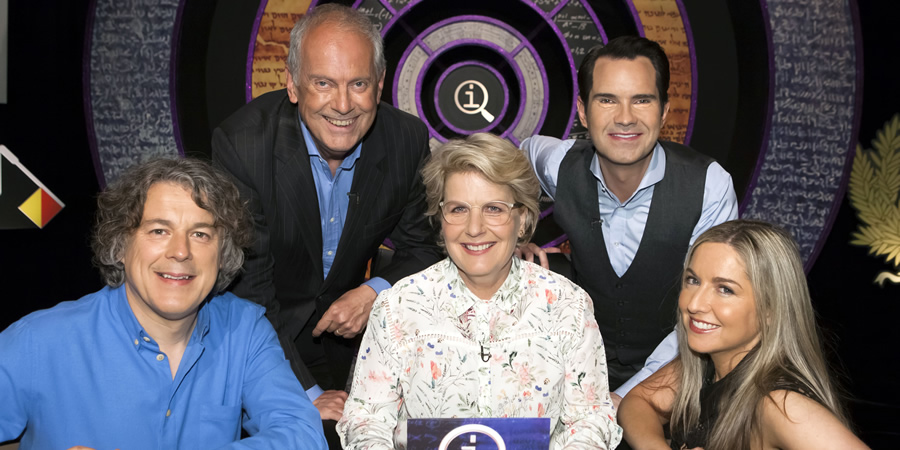 QI Series N, Episode 5 - Not Nearly - British Comedy Guide
