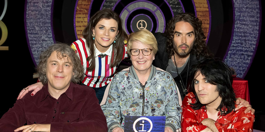 noel fielding qi 2018 QI Series O episode guide   British Comedy Guide noel fielding qi 2018