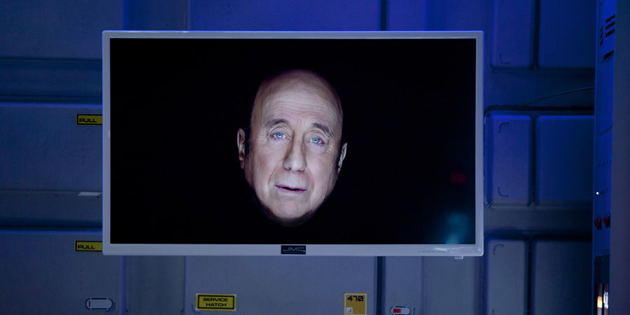 Red Dwarf. Holly (Norman Lovett).