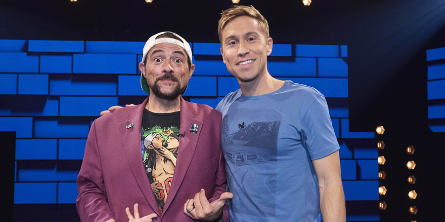 The Russell Howard Hour Series 3 Episode 4 British Comedy Guide