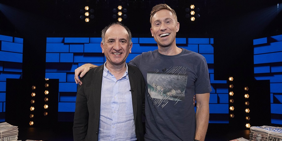 The Russell Howard Hour Series 3 Episode 10 British Comedy Guide