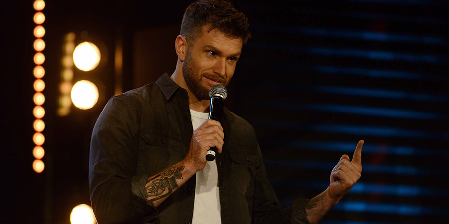 Stand Up Central. Joel Dommett. Copyright: Avalon Television.