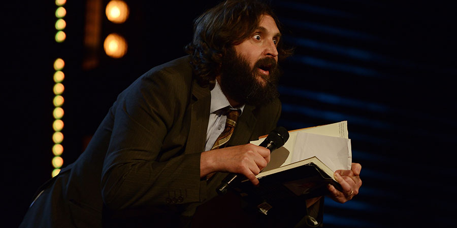 Stand Up Central. Joe Wilkinson. Copyright: Avalon Television.