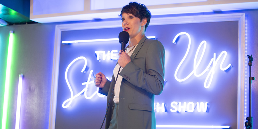 The Stand Up Sketch Show. Suzi Ruffell.