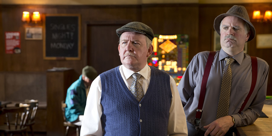 how did ford kiernan and greg hemphill meet the millers