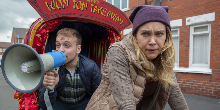 still open all hours series 2  episode 2