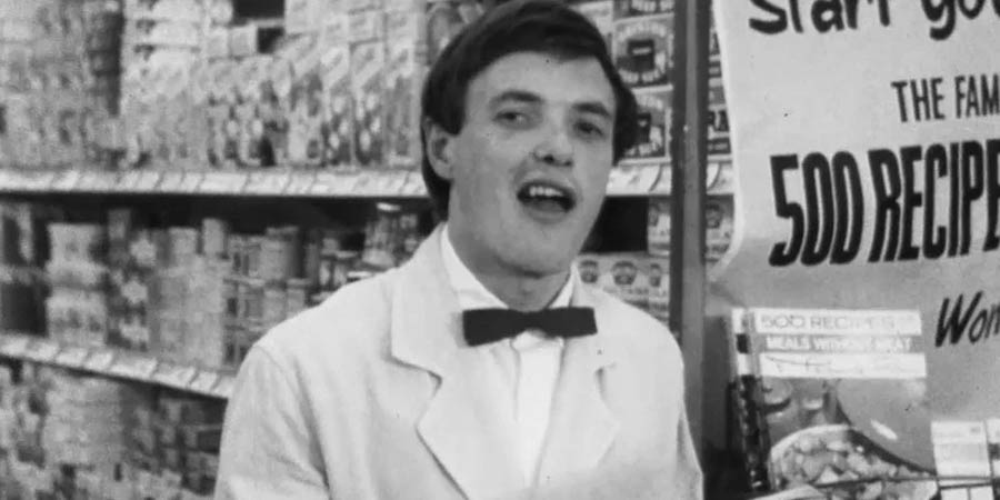 The Likely Lads. Terry Collier (James Bolam). Copyright: BBC.