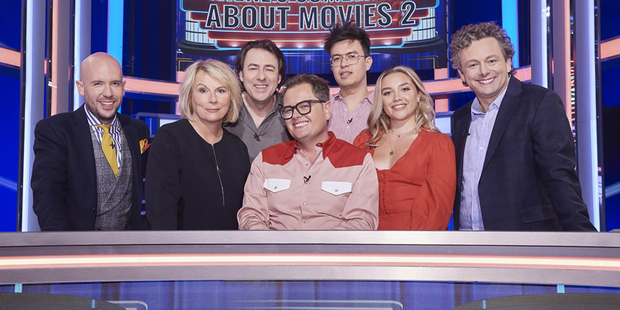 There's Something About Movies Series 2, Episode 2 - British Comedy Guide