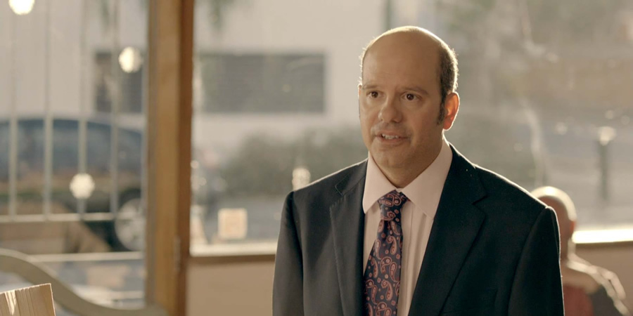 The Increasingly Poor Decisions Of Todd Margaret. Todd Margaret (David Cross). Copyright: RDF Television / Merman.