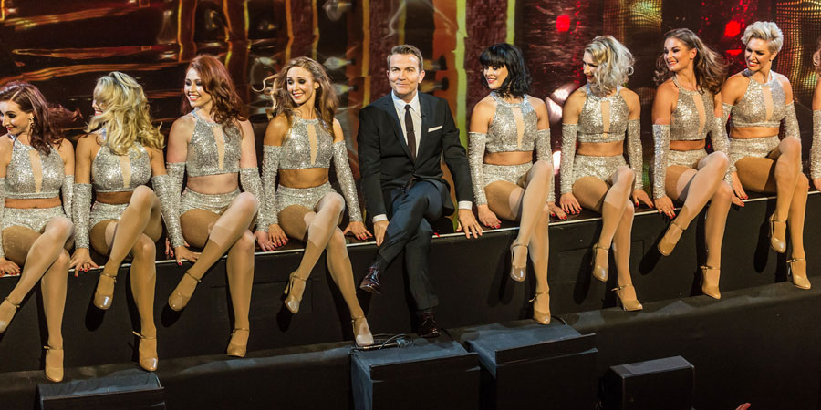 Tonight At The London Palladium. Bradley Walsh. Copyright: ITV Studios.