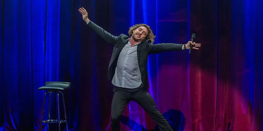 Tonight At The London Palladium. Seann Walsh.