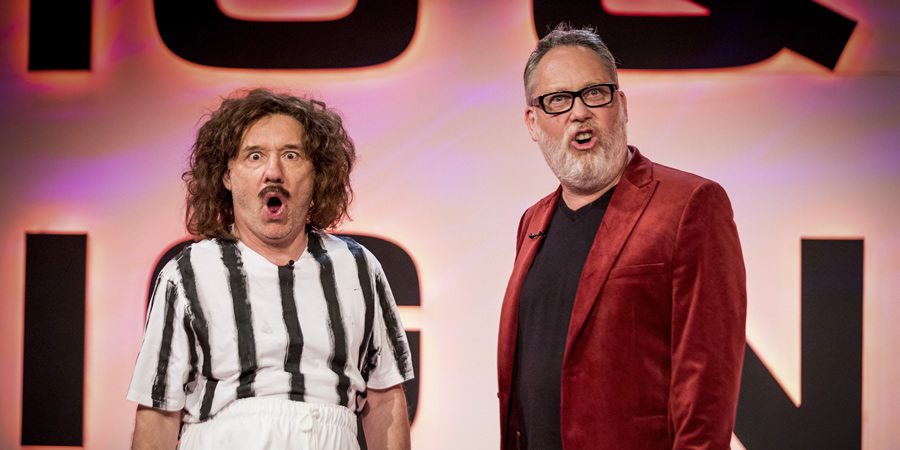 Vic Bob S Big Night Out Series 2 Episode 2 British Comedy Guide