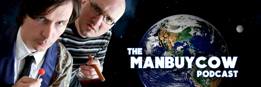 The ManBuyCow Podcast
