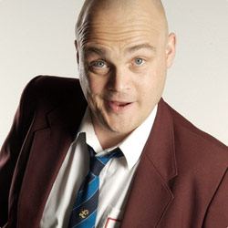 Al Murray: The Pub Landlord's Compete For The Meat. Al Murray. Copyright: Granada Productions / Jellylegs.