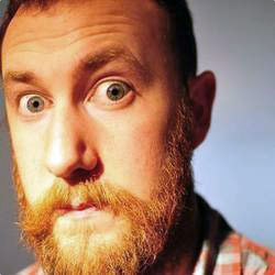Alex Horne: Odds. Alex Horne. Copyright: BBC.