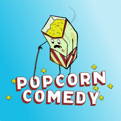 Best Of Popcorn Comedy. Copyright: Granada Television.