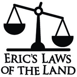 Eric's Laws Of The Land. Copyright: BBC.