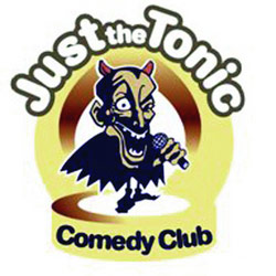 Just The Tonic Comedy Club. Copyright: Yorkshire Television.