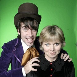 Matthew Hardy: Willy Wonka Explained: The Veruca Salt Sessions. Copyright: Rediffusion London.
