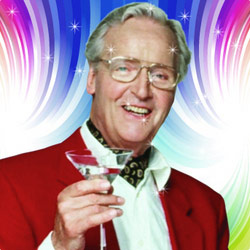 Nicholas Parsons' Happy Hour. Copyright: London Weekend Television.