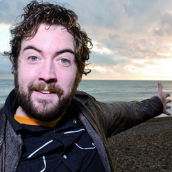 Nick Helm - Keep Hold of the Gold. Nick Helm. Copyright: Associated Television.