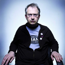Robin Ince And Michael Legge: Pointless Anger, Righteous Ire. Copyright: Baby Cow Productions.