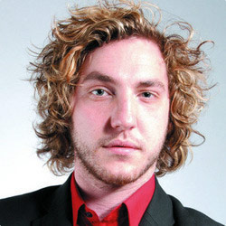 Seann Walsh: I'd Happily Punch Myself In The Face. Seann Walsh. Copyright: BBC.