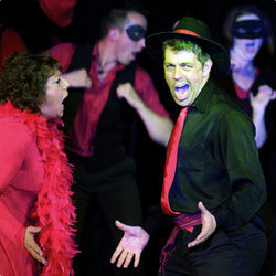 Showstopper! The Improvised Musical. Copyright: London Weekend Television.
