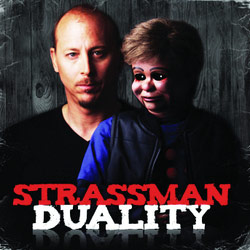 Strassman: Duality. David Strassman. Copyright: London Weekend Television.