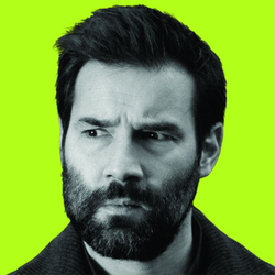 BUG Hosted By Adam Buxton. Adam Buxton.