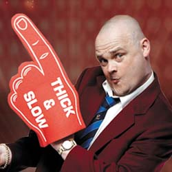Al Murray's Compete for the Meat. Al Murray.
