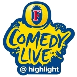Fosters Comedy Live @ highlight. Copyright: Hat Trick Productions.