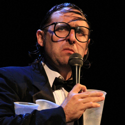Neil Hamburger: Discounted Enterainer. Gregg Turkington. Copyright: Associated Television.