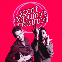 Scott Capurro's Position. Image shows from L to R: Scott Capurro, David Mills. Copyright: Associated Television.
