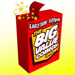 The Big Value Comedy Show - Early. Copyright: BBC.