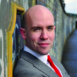 Tom Allen's Afternoon Tea. Tom Allen. Copyright: BBC.