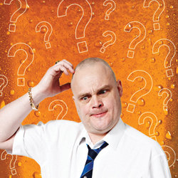 Al Murray The Pub Landlord: The Guv's Olympic Pub Quiz. Al Murray. Copyright: ABC Television.