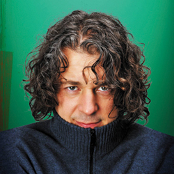 Alan Davies - Life is Pain. Alan Davies.