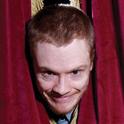 Andrew Lawrence is Coming to Get You. Andrew Lawrence. Copyright: BBC.
