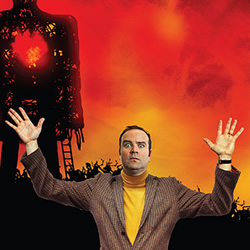Appointment With The Wicker Man. Greg Hemphill.