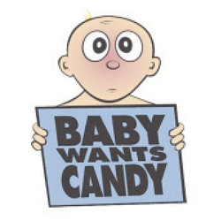 Baby Wants Candy: The Completely Improvised Full Band Musical!. Copyright: London Weekend Television.