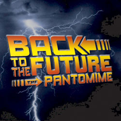 Back to the Future - The Pantomime. Copyright: ABsoLuTeLy Productions.