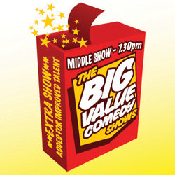 Big Value Comedy Show - Middle.