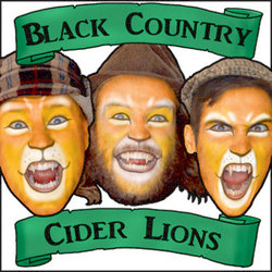 Black Country Cider Lions - Free.