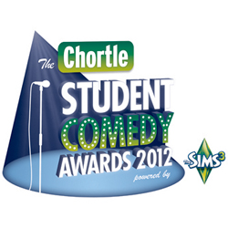 Chortle Student Comedy Award Final.